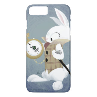 The White Rabbit (painted full) iPhone case
