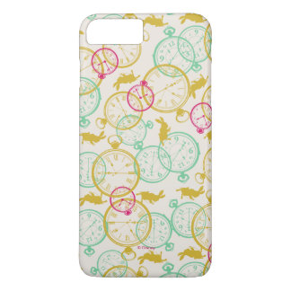 The White Rabbit Pattern iPhone 8 Plus/7 Plus Case