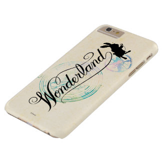 The White Rabbit | Wonderland 2 Barely There iPhone 6 Plus Case