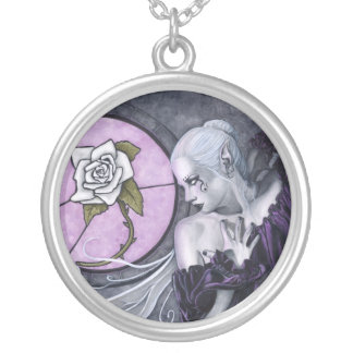 The White Rose Necklace