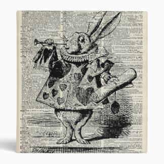 The Whitte rabbit Binder