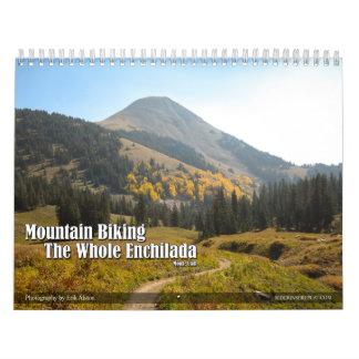 The Whole Enchilada - Moab, Utah Wall Calendar
