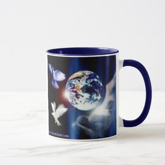 The whole world in His Hand Coffee Mug