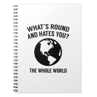 The Whole World Notebook