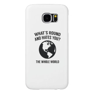The Whole World Samsung Galaxy S6 Cases