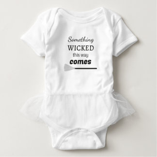 The Wicked Baby Bodysuit