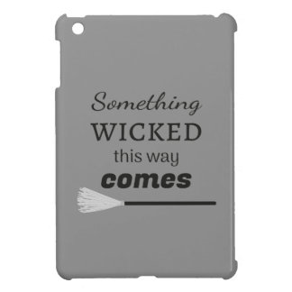 The Wicked iPad Mini Case
