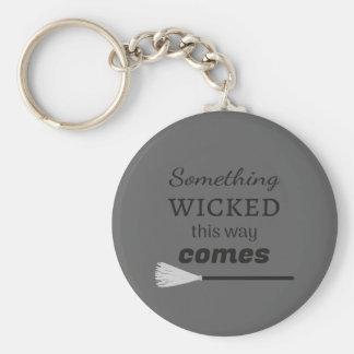 The Wicked Keychain