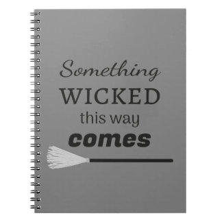 The Wicked Notebooks