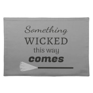 The Wicked Placemat