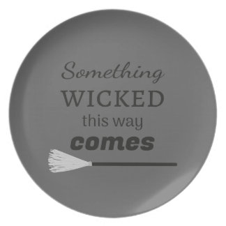 The Wicked Plate