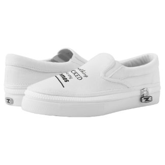 The Wicked Slip-On Sneakers