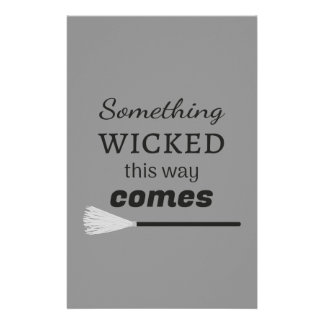 The Wicked Stationery