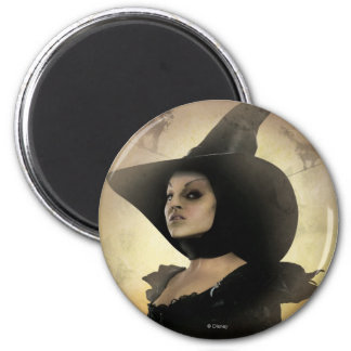 The Wicked Witch of the West 1 2 Inch Round Magnet