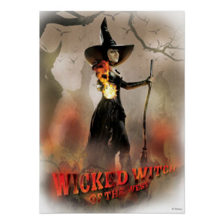The Wicked Witch of the West 6 Poster