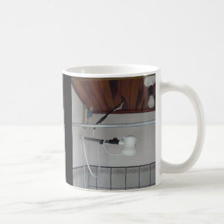 the widow maker coffee mug