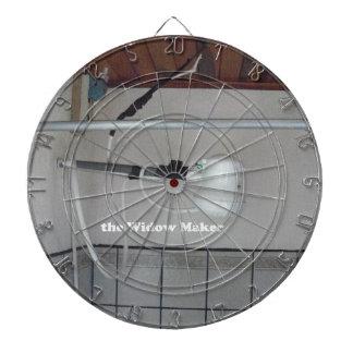 the widow maker dartboard