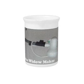 the widow maker pitcher