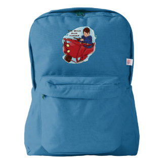 The Wild Blue Yonder BackPack