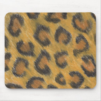 The Wild Cheetah Mouse Pad
