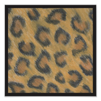The Wild Cheetah Poster