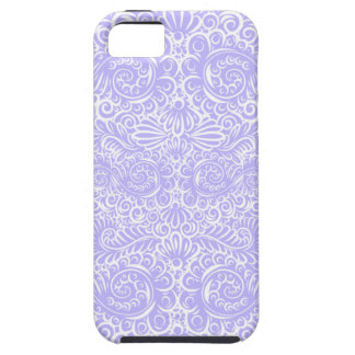 The wild lilac floral vines iPhone 5 case