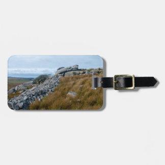 The Wild Moors Bodmin Moor Cornwall England Bag Tag