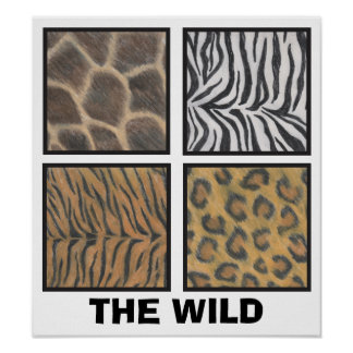 The Wild Poster