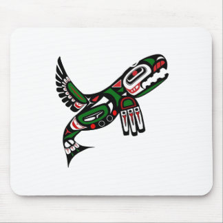 THE WILD SPIRIT MOUSE PAD