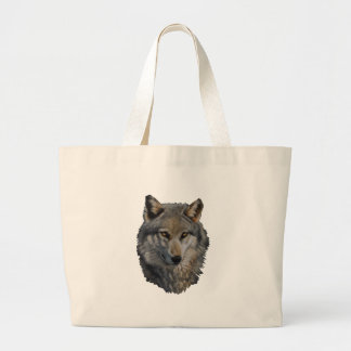 THE WILD STARE LARGE TOTE BAG