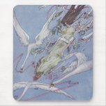 The Wild Swans Mouse Pad