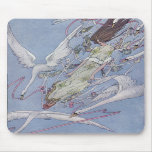 The Wild Swans Mousepads