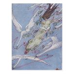 The Wild Swans Postcard