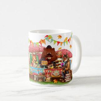 The Wild Tea Party Mug