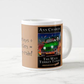The Wild Turkey Tango jumbo mug