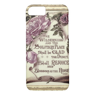 The Wilderness And The Solitary Place iPhone 8/7 Case