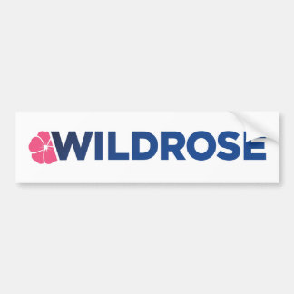 The Wildrose Party Bumper Sticker