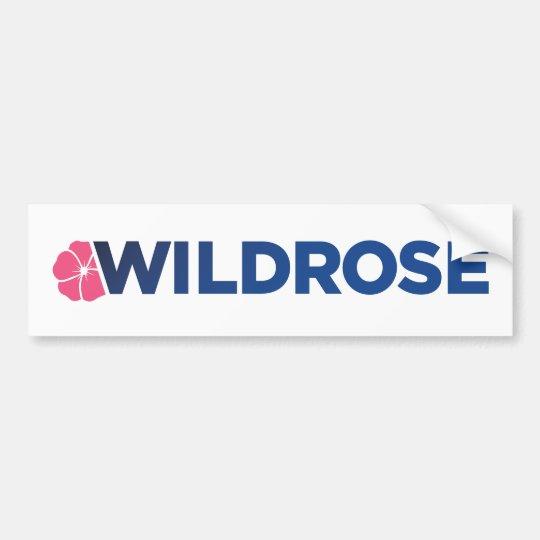 The Wildrose Party Bumper Sticker