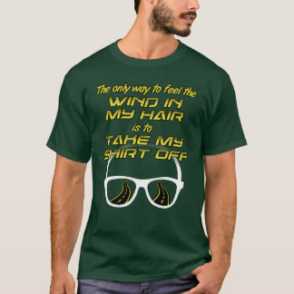The Wind in my Hair Shirt