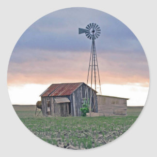 The Windmill Stickers