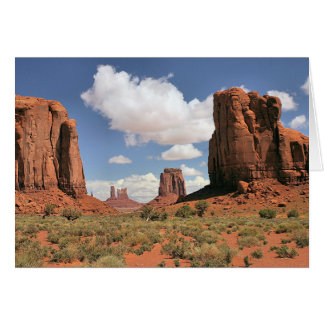 The Window, Monument Valley, UT Card