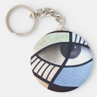 The Window to the Soul Keychain