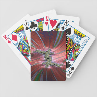 The winds of lost time fractal bicycle playing cards