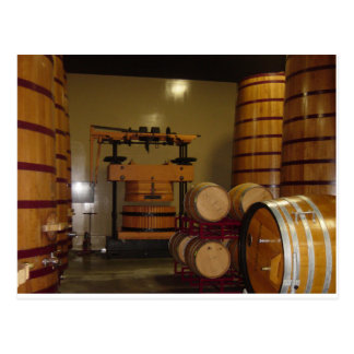 The Winery Postcard