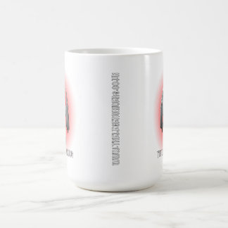 The Wing Warrior Mug