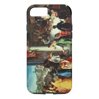 The Winter Feast, Gathering at the Bavarian State iPhone 7 Case