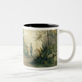 The Winter Garden of the Hofburg Palace, Vienna, 1 Two-Tone Coffee Mug