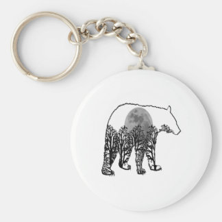 The Winter Haven Keychain