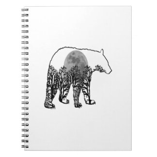 The Winter Haven Spiral Notebook