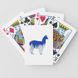 THE WINTER MIX BICYCLE PLAYING CARDS